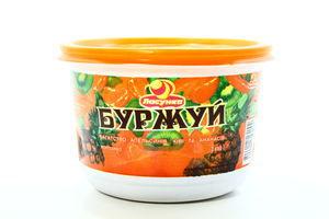 Морозиво Ласунка Буржуй Мандарин-ківі-ананас ст 680г х4