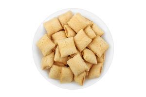 Подушечки круп'яні з молочною начинкою Смачна забава Золоте зерно кг