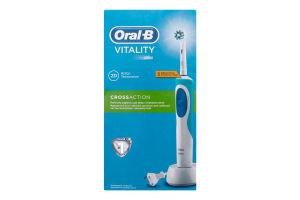 Зубная щетка электрическая Vitality Oral-B 1шт