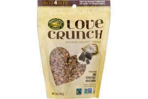 Nature's Path Love Crunch Premium Organic Granola Dark Chocolate Macaroon