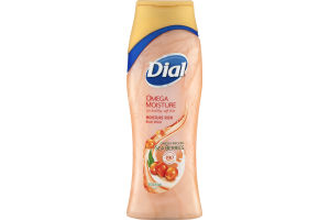 Dial Omega Moisture Body Wash Omega Packed Sea Berries