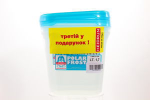 Ємність Поларфрост для зберігання в морозилці 1,7л