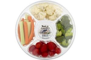 Boston Fresh Small Vegetable Platter