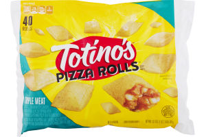 Totino's Pizza Rolls Triple Meat - 40 CT