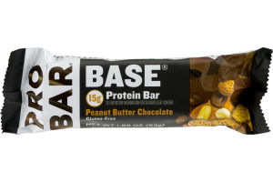 PROBAR Base Protein Bar Peanut Butter Chocolate