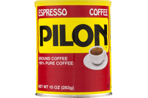 Pilon Espresso Coffee Ground