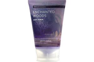 be bath escapes Enchanted Woods Body Scrub