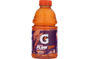 Gatorade Flow Smooth Finish Thirst Quencher Citrus Crash