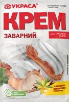 Крем с ванильно-сливочным ароматом Заварной Украса м/у 75г
