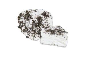 Сир 42.24% м'який з білою пліснявою Дзвінка із сіллю та тим'яном Сироман кг
