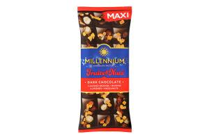Шоколад Millennium Fruits&Nuts чер.миндаль, фундук, цукаты, изюм 140г