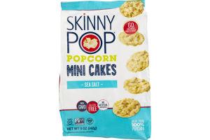 SkinnyPop Popcorn Mini Cakes Sea Salt