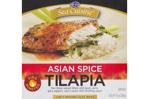 Sea Cuisine Asian Spice Talapia