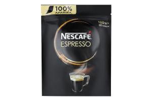 Кава Nescafe Espresso розчинна 120г х16