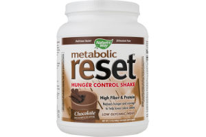 Nature's Way Metabolic Reset Hunger Control Shake