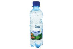 Вода питна дитяча артезіанська Bebivita п/пл 0.33л