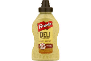 French's Deli Mustard Spicy Brown