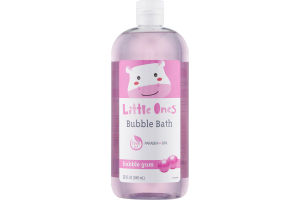 Little Ones Bubble Bath Bubble Gum
