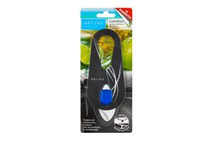 DELISS Comfort Підвісний освіжувач повітря д/авто (24шт/к) 1 шт