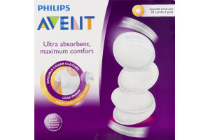 Philips Avent Disposable Breast Pads - 30 CT