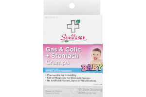 Similasan Baby Gas & Colic + Stomach Cramps