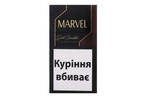 Сигарили з фільтром Marvel Sweet Chocolate Demi 20шт