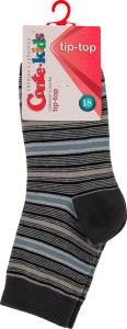 CONTE-KIDS TIP-TOP Шкарпетки дитячі р.18 195 сірий