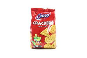 Крекер соленый Croco 100г