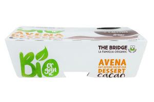 Десерт овсяный The Bridge с какао органический