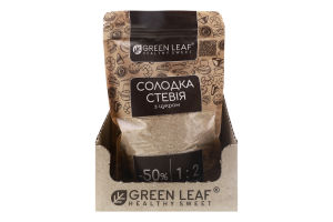 Стевия сладкая с сахаром Green Leaf д/п 300г