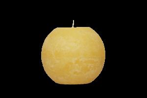 Свеча Candy Light шар ваниль Во10/1-1.8