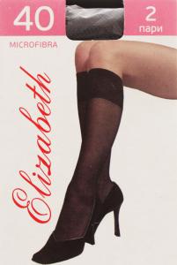 Гольфы Elizabeth MICROFIBRA NERO