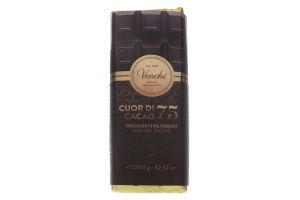 Шоколад черный Venchi Cuor de