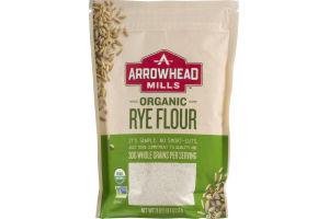 Arrowhead Mills Organic Rye Flour