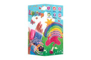 Набір для творчості для дітей від 3-х років №30705 Liploop Зайчик Мир Лео 1шт