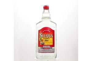 Текила Sierra Silver 38% 0,7л