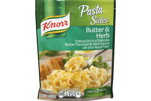 Knorr Pasta Sides Fettuccini Butter & Herb