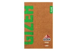 Папір для самокруток Gizeh Fine 100шт