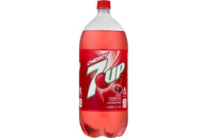 7-Up Cherry Flavored Soda