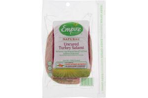 Empire Kosher Natural Uncured Turkey Salami