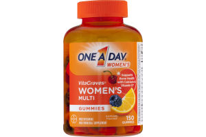 One A Day Women's VitaCraves Multivitamin Gummies - 150 CT