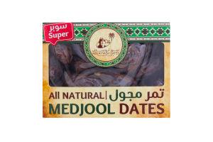 Финики меджул Aby Ayash dates 1 kg