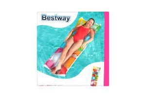 Матрас BestWay пляжный 183х69см в ассортиментеD-01