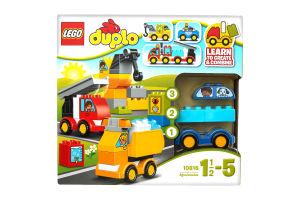 LEGO® DUPLO® Мои первые машины и грузовики 10816