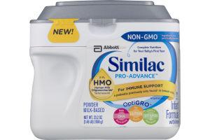 Similac Pro-Advance for Immune Support OptiGRO Infant Formula with Iron
