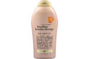 OGX Ever Straight Brazilian Keratin Therapy Shampoo