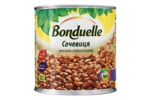 Чечевица консервированная Bonduelle ж/б 400г