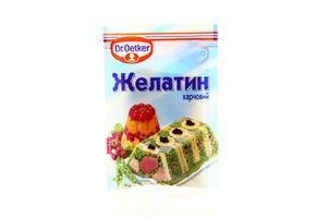 Желатин пищевой Dr.Oetker 10г
