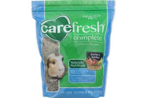 Carefresh Complete Guinea Pig Food Farmer's Garden