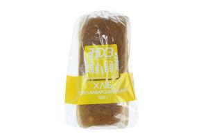 Хлеб формовой Белый Ново-Баварський хлібозавод м/у 500г